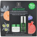 APIVITA BEE RADIANT LIGHT CREAM 50ML+SERUM BEE RADIANT 30 ML