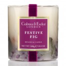 FESTIVE FIG BOTANICAL CANDLE 560 GR