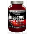MASS 4000 COMPLEX WITH WHEY PROTEIN AND CREATINE